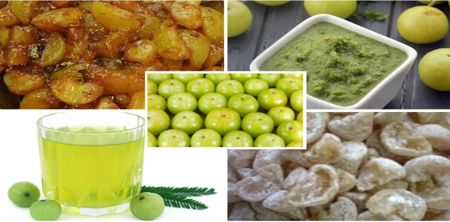 How to include Amla in your Daily Diet?