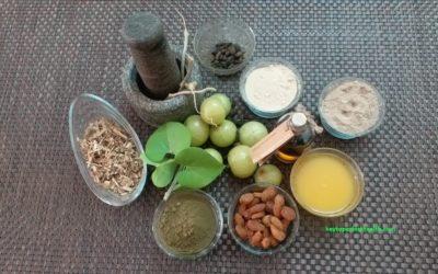 Home made Chyawanprash recipe